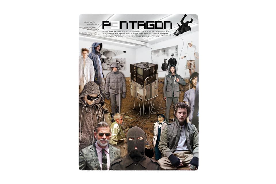 5-PENTAGON-Theme