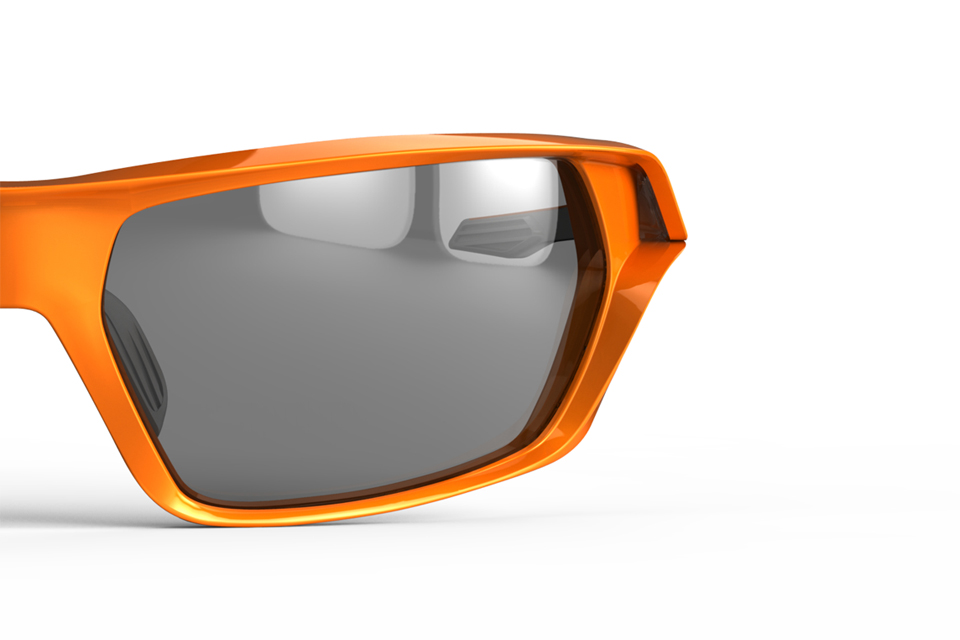 MAGE DESIGN QUANTA SPY PREFORMANCE EYEWEAR SUNGLASSES