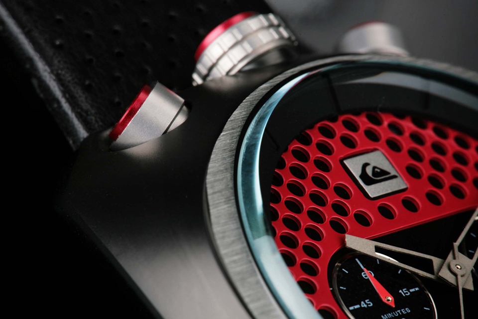MAGE DESIGN QUICKSILVER WATCHES DETAILS