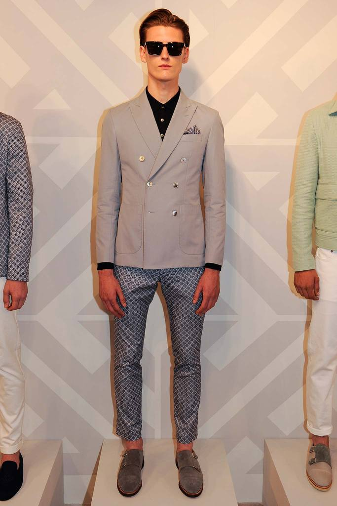 Hardy Amies Spring Summer 2015 Menswear Collection Mage Design