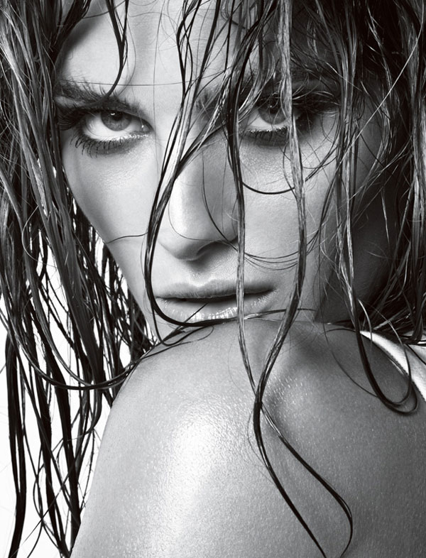 Isabeli Fontana by Jacques Dequeker-1